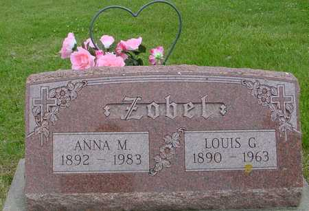 ZOBEL, LOUIS & ANNA M. - Ida County, Iowa | LOUIS & ANNA M. ZOBEL