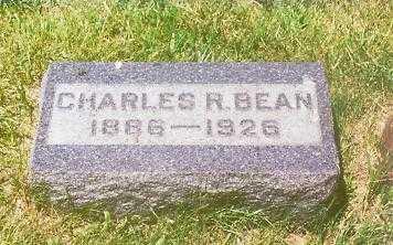 BEAN, CHARLES R. - Iowa County, Iowa | CHARLES R. BEAN