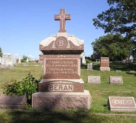 BERAN, LOUISA M - Iowa County, Iowa | LOUISA M BERAN