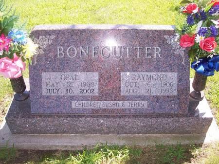 BONECUTTER, RAYMOND - Iowa County, Iowa | RAYMOND BONECUTTER