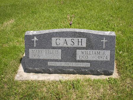 CASH, MARY - Iowa County, Iowa | MARY CASH