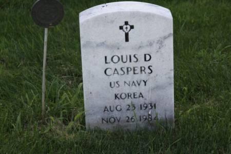 CASPERS, LOUIS D. - Iowa County, Iowa | LOUIS D. CASPERS