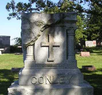 CONLEY, MARY - Iowa County, Iowa | MARY CONLEY