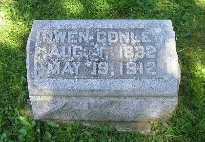 CONLEY, OWEN - Iowa County, Iowa | OWEN CONLEY