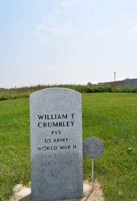 CRUMBLEY, WILLIAM T. - Iowa County, Iowa | WILLIAM T. CRUMBLEY