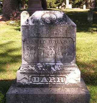 DARR, DAVID - Iowa County, Iowa | DAVID DARR