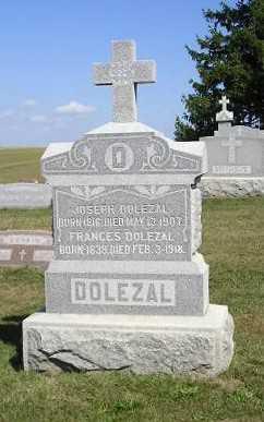 DOLEZAL, JOSEPH - Iowa County, Iowa | JOSEPH DOLEZAL