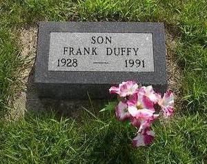 DUFFY, FRANK - Iowa County, Iowa | FRANK DUFFY