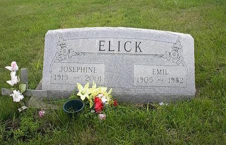 ELICK, EMIL - Iowa County, Iowa | EMIL ELICK