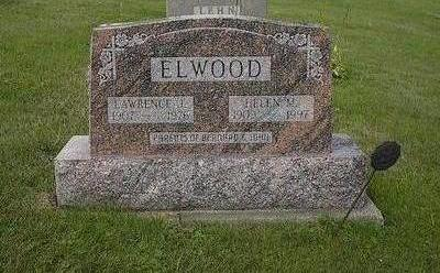 ELWOOD, LAWRENCE J. - Iowa County, Iowa | LAWRENCE J. ELWOOD
