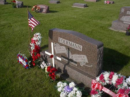 FOLKMANN, ESTHER M. - Iowa County, Iowa | ESTHER M. FOLKMANN