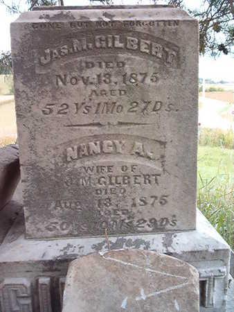 GILBERT, NANCY A. - Iowa County, Iowa | NANCY A. GILBERT