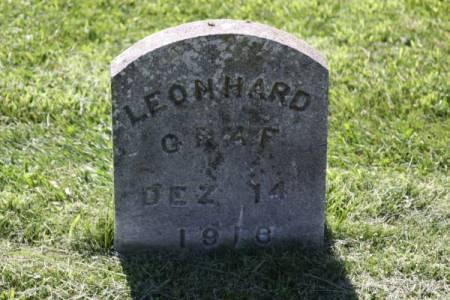 GRAF, LEONARD III - Iowa County, Iowa | LEONARD III GRAF