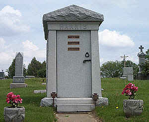 HARRIS, KATIE M. (KITT) - Iowa County, Iowa | KATIE M. (KITT) HARRIS