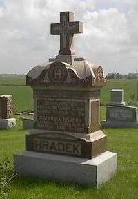 HRADEK, JOHAN - Iowa County, Iowa | JOHAN HRADEK