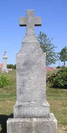 JIRICEK, WESLEY - Iowa County, Iowa | WESLEY JIRICEK