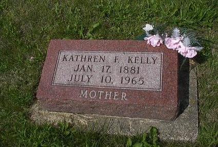 KELLY, KATHREN - Iowa County, Iowa | KATHREN KELLY