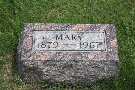 KINDRED, MARY - Iowa County, Iowa | MARY KINDRED