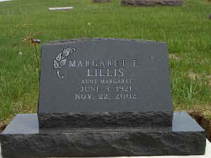 LILLIS, MARGARET E. - Iowa County, Iowa | MARGARET E. LILLIS