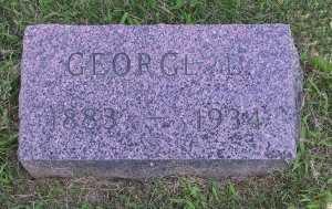 MAHANNAH, GEORGE L. - Iowa County, Iowa | GEORGE L. MAHANNAH