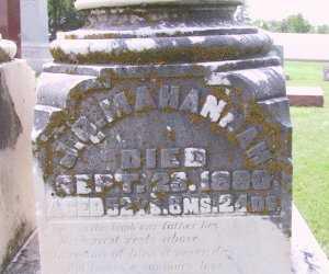 MAHANNAH, JOHN QUINCY - Iowa County, Iowa   JOHN QUINCY MAHANNAH