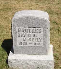 MCNEELY, DAVID B - Iowa County, Iowa | DAVID B MCNEELY
