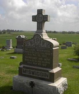 MCSWIGGIN, WILLIAM - Iowa County, Iowa | WILLIAM MCSWIGGIN