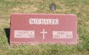 MICHALEK, EMMA C - Iowa County, Iowa | EMMA C MICHALEK