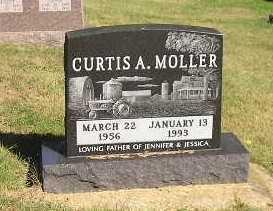 MOLLER, CURTIS A - Iowa County, Iowa | CURTIS A MOLLER