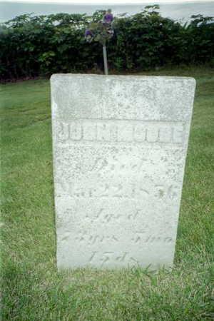 MOORE, JOHN - Iowa County, Iowa | JOHN MOORE