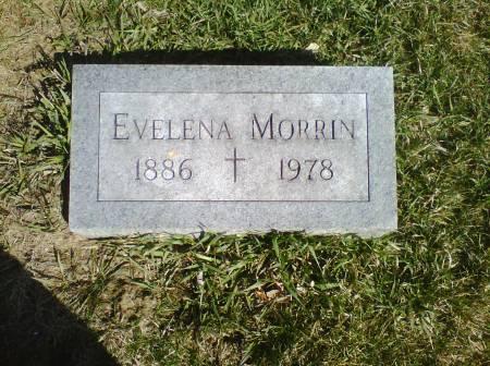 MORRIN, EVELENA - Iowa County, Iowa | EVELENA MORRIN