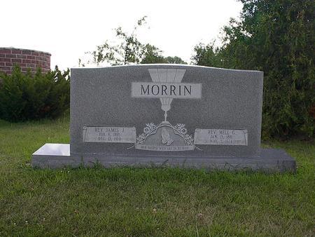 MORRIN, REV. MELL G. - Iowa County, Iowa | REV. MELL G. MORRIN