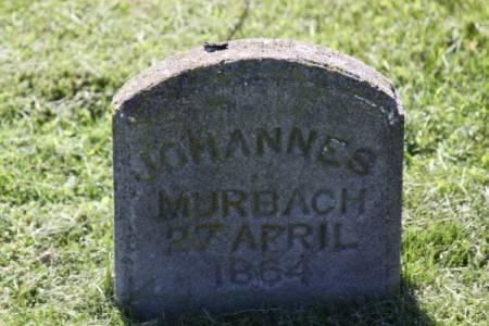 MURBACH, JOHANNES - Iowa County, Iowa   JOHANNES MURBACH