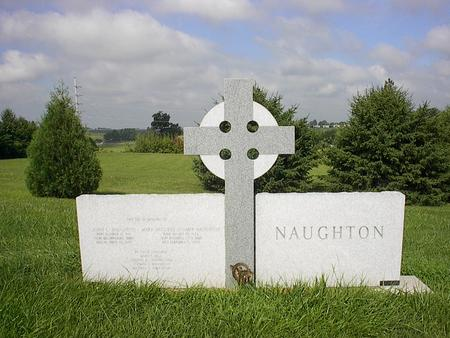 NAUGHTON, JOHN L. - Iowa County, Iowa | JOHN L. NAUGHTON