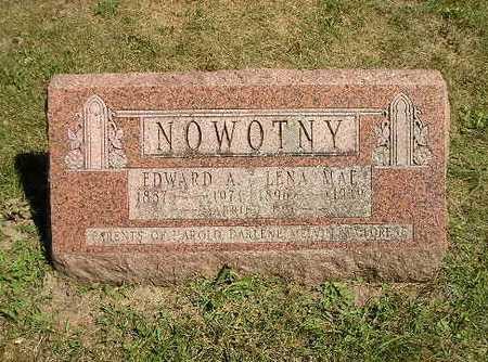 NOWOTNY, EDWARD A - Iowa County, Iowa | EDWARD A NOWOTNY