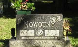 NOWOTNY, ELMER - Iowa County, Iowa | ELMER NOWOTNY