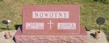 NOWOTNY, WILLIAM E - Iowa County, Iowa | WILLIAM E NOWOTNY