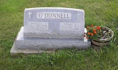 ODONNELL, MARCUS - Iowa County, Iowa   MARCUS ODONNELL