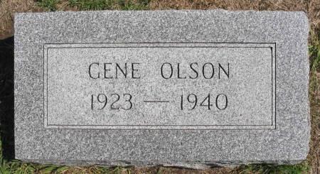 OLSON, GENE - Iowa County, Iowa | GENE OLSON