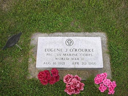 O'ROURKE, EUGENE J. - Iowa County, Iowa | EUGENE J. O'ROURKE