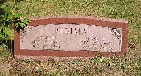 PIDIMA, FRANK J - Iowa County, Iowa | FRANK J PIDIMA
