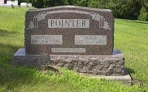 POINTER, PEGGY - Iowa County, Iowa | PEGGY POINTER