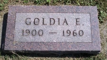 PRITCHARD, GOLDIA E. - Iowa County, Iowa | GOLDIA E. PRITCHARD