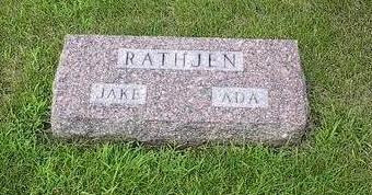 RATHJEN, ADA - Iowa County, Iowa | ADA RATHJEN
