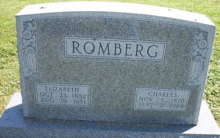 ROMBERG, CHARLES - Iowa County, Iowa   CHARLES ROMBERG