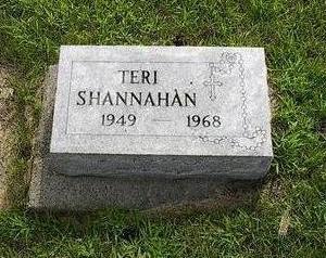 SHANNAHAN, TERI - Iowa County, Iowa   TERI SHANNAHAN