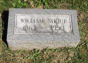 SHOUP, WILLIAM - Iowa County, Iowa | WILLIAM SHOUP