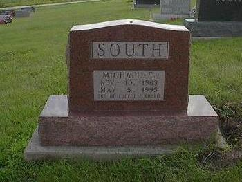 SOUTH, MICHAEL E. - Iowa County, Iowa | MICHAEL E. SOUTH