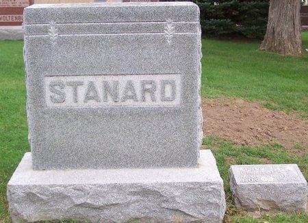 STANNARD, FAMILY STONE - Iowa County, Iowa | FAMILY STONE STANNARD