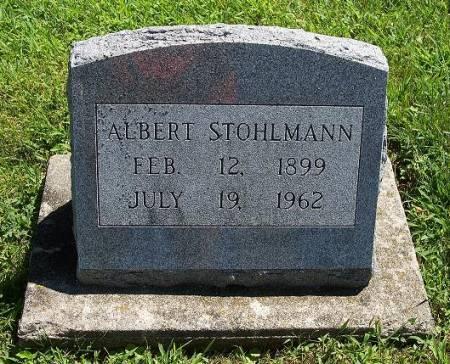 STOHLMANN, ALBERT - Iowa County, Iowa | ALBERT STOHLMANN